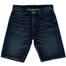 RUCKS DENIM SHORT (BLAST)