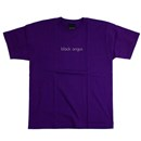 Black Angus S/S T-Shirts (Purple)