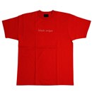 Black Angus S/S T-Shirts (Red)