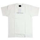 Black Angus S/S T-Shirts (White)