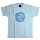 Mangekyo S/S T-Shirts (Light Blue)