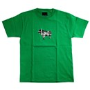 Red Eye S/S T-Shirts (Green)