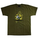 Montage S/S T-Shirts (Olive)