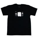 Overdrive S/S T-Shirts (Black)