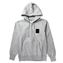 National Zip Hoodie (Gray)