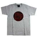 MOON S/S T-SHIRTS (GRAY)