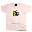 IN MY HEAD S/S T-SHIRTS (L.PINK)