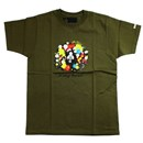 IN MY HEAD S/S T-SHIRTS (OLIVE)