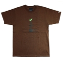 Grass S/S T-Shirts (Brown)