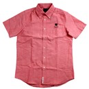 Frogs Oxford Shirts (Red)