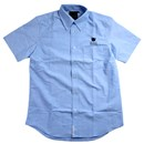 Frogs Oxford Shirts (Sax Blue)