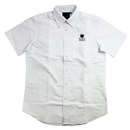 Frogs Oxford Shirts (White)
