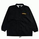 BA BOX LOGO COACH JACKET (BLACK)
