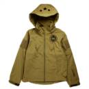 THREE STAR MILITARY JACKET (BEIGE)