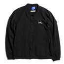 LIFE LION COACH JACKET (BLACK)