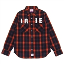 IRIE CHECK SHIRT (RED)