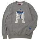 STAR WARS / SWEAT CREW (GRAY)