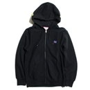 SPACE WALK ZIP HOODIE (BLACK)