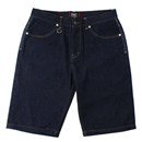 FLOWING M SHORTS (INDIGO)
