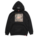 BRICKS CAMO BOX HOODY (BLACK)