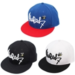 6P SNAP BACK CAP 7UNION X MURAL