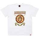 IRON LION ZION T-SHIRT (WHITE)