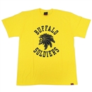 BUFFALO SOLDIERS T-SHIIRT (YELLOW)