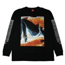 NIGHT VISION L/S TEE (BLACK)