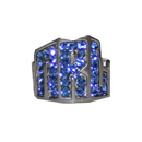 NRL BLING RING (SILVER)