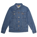 RICH & WISDOM DENIM JACKET (INDIGO WASH)