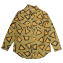 TRIANGLE CAMO L/S SHIRT (OLIVE)