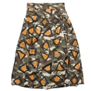 TRIANGLE CAMO VOLUME SKIRT (CAMO)