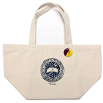 RICH&WISDOM LUNCH BAG (WHITE)