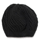 KNIT BERRBT (BLACK)
