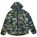 "CAMOUFLAGE COTTONPATTED JACKET ""SATELLITE"" (SATELLITE)"