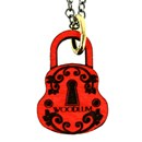 LOCK (RED)