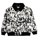 SMOKE PHOTO WORKMAN JACKET (WHITE)