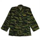 REVOLUTION! B.D.U. COVERALL (TIGER CAMO)
