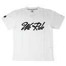 MASH UP WE RULE S/S TEE (WHITE)