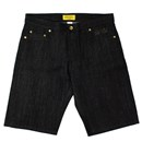 SPECIAL 1 DENIM SHORTS (BLACK)