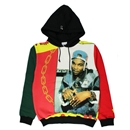 RUDE BOY P/O PARKA (GRN/RED)