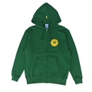 A.B.S. SWEAT ZIP PARKA (GREEN)