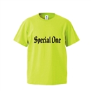 SPECIAL ONE LOGO S/S TEE (S.GREEN)